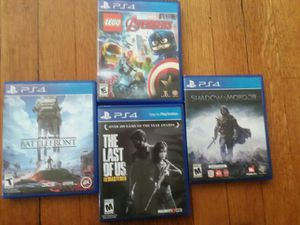 PS4 Play Station games for Sale in Washington, DC