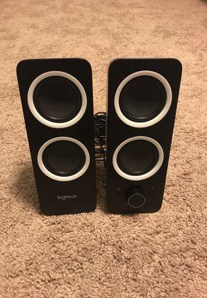 Logitech Multimedia Speakers Z200 for Sale in Raleigh, NC