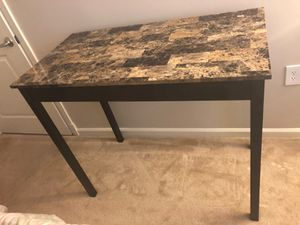 Counter Top Dining Table with 2 bar stools for Sale in Alexandria, VA