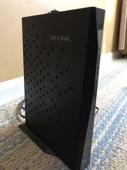TP-Link Acrcher CR700 Router modem combo Thumbnail