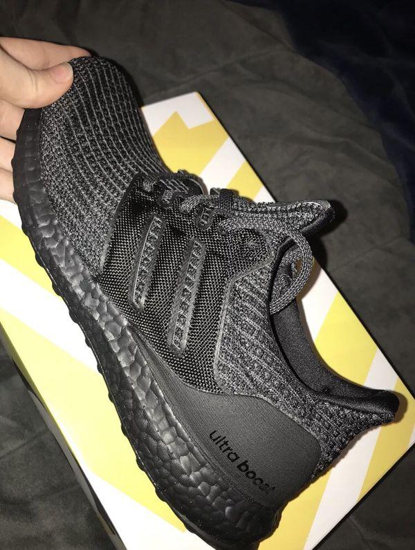 625e08b88737d Triple black ultra boost 4.0 10.5 11 11.5 for Sale in San Francisco ...