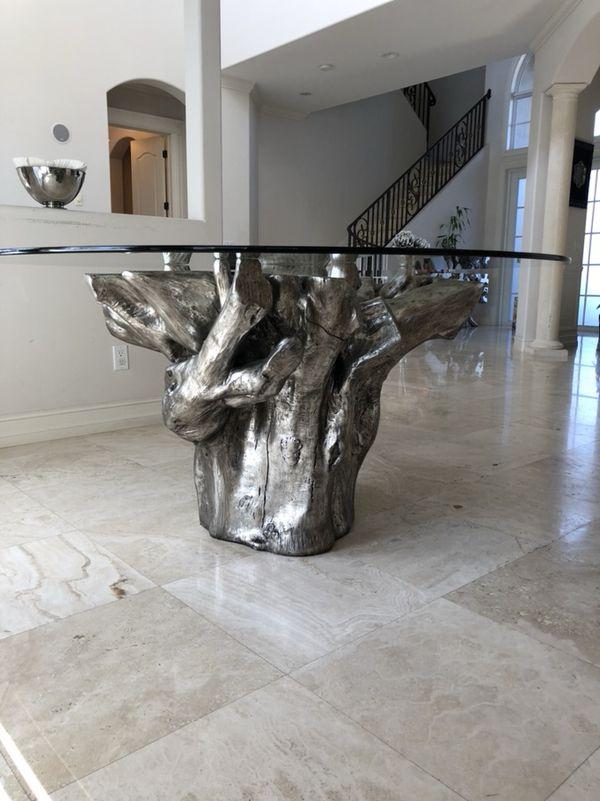Z Gallerie Sequoia Dining Table For Sale In Boca Raton Fl