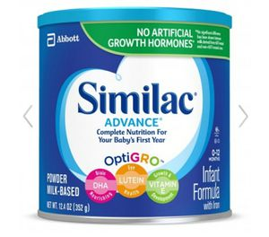 Similac Advance 7 cans for Sale in Gaithersburg, MD