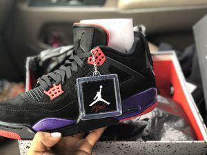 Jordan 4 Raptors DS SIZE 9.5 for Sale in Annandale, VA