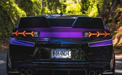 Camaro Tail Lights Thumbnail