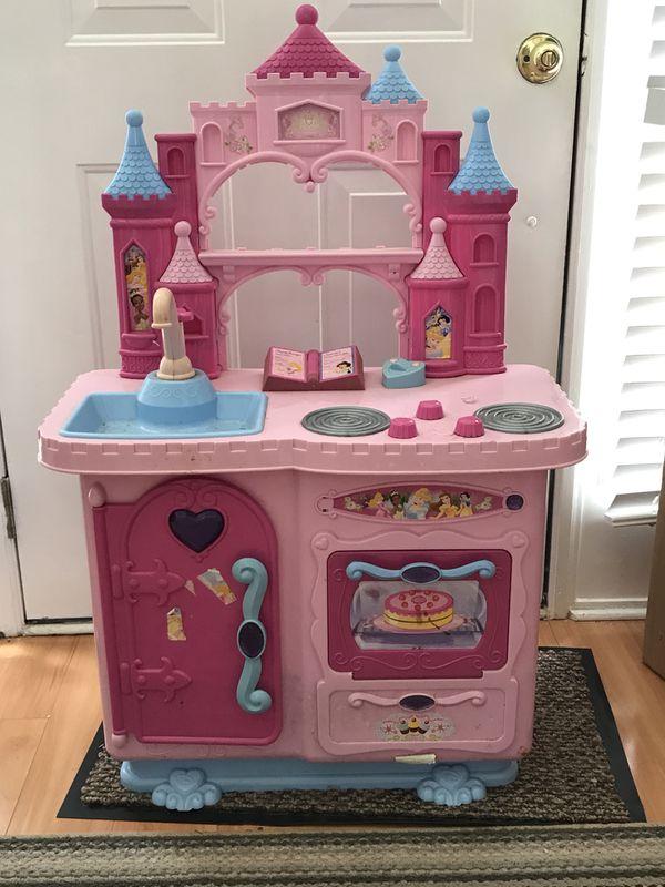 Disney Princess Kitchen Set For Sale In Greenville Sc Offerup