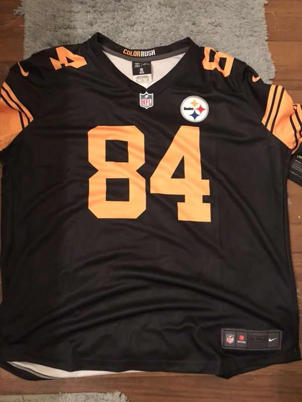 Women s Antonio brown color rush jersey for Sale in Austell 80f69e9388