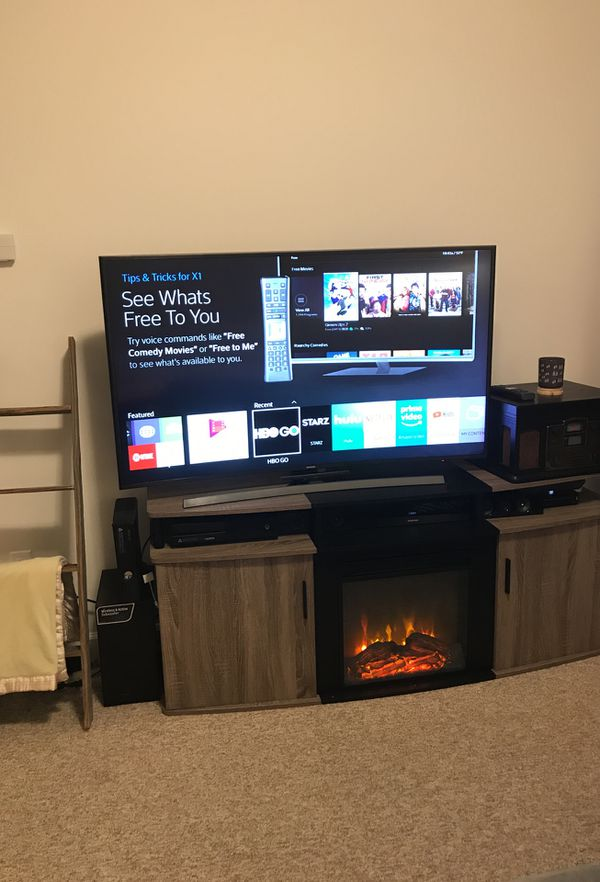 Samsung 55 in Curved Smart TV for Sale in Colchester, VT - OfferUp