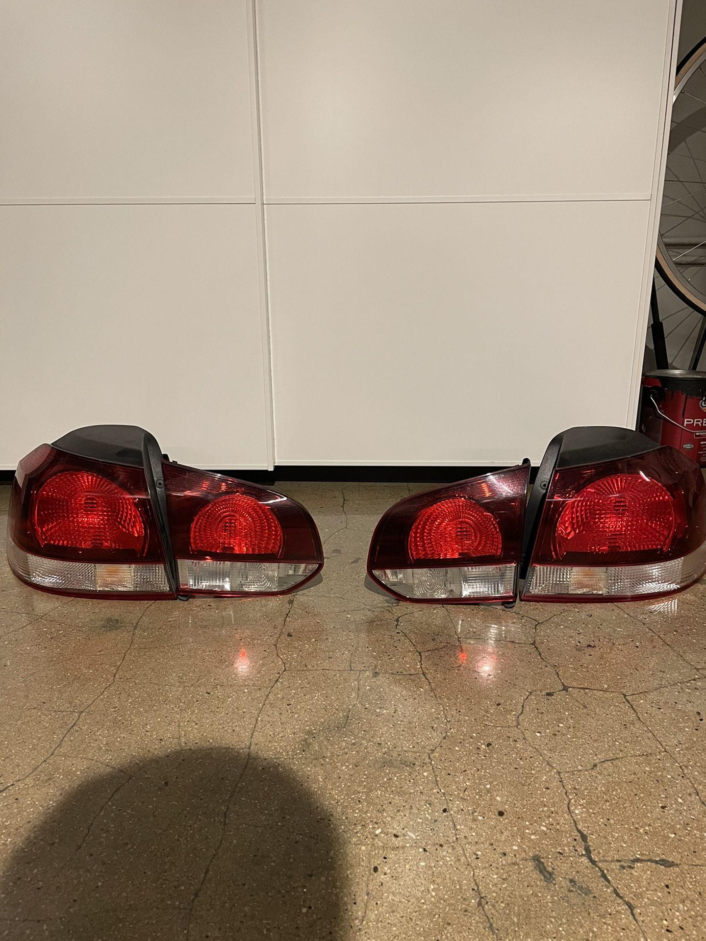 2011-2014 VW GTI MK6 TAILIGHTS
