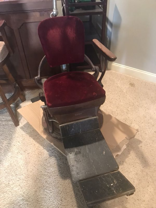 - Antique Ritter Dentist Chair For Sale In Cary, NC - OfferUp