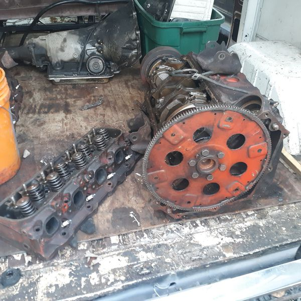 454 Engine Casting #361959 For Sale In Lynnwood, WA