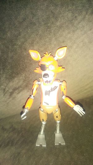 FNAF FUNKO ACTION Figure Foxy for Sale in Dinuba, CA