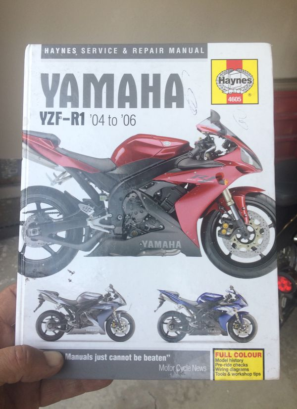 04 r1 wiring diagram yamaha usf r1   04 06 service and repair manual for sale in colton  yamaha usf r1   04 06 service and