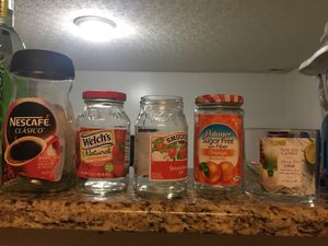 Free... anybody needing jars?? for Sale in Columbus, OH