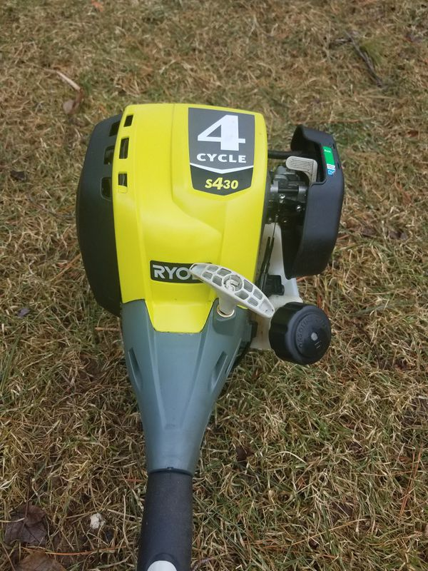 Ryobi S430 4 Stroke Weed Wacker For In West Springfield Ma Offerup