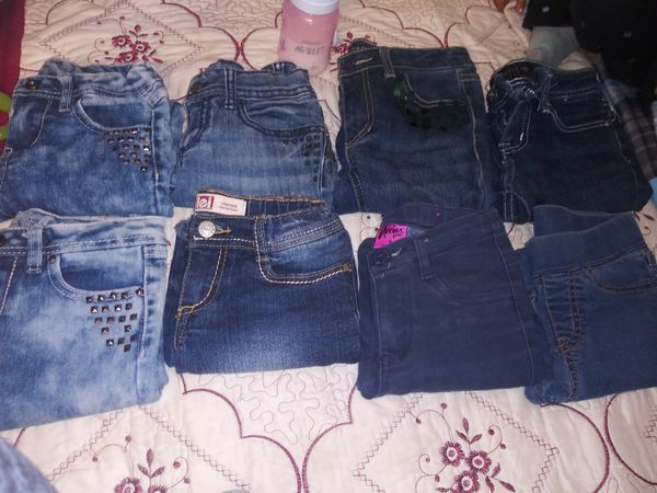 ff5e7663d87 Girl Jeans Bundle for Sale in Los Angeles