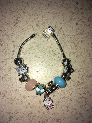 d03875b70 Willing to let go for 20$ today stainless steel non tarnish girl hello  kitty charm