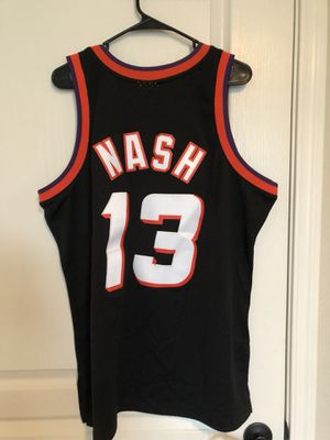 f9832790a7b1 Phoenix suns hardwood classic Steve Nash jersey for Sale in Chandler ...