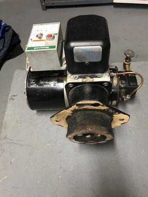 Honeywell oil burner for boiler for Sale in North Providence, RI