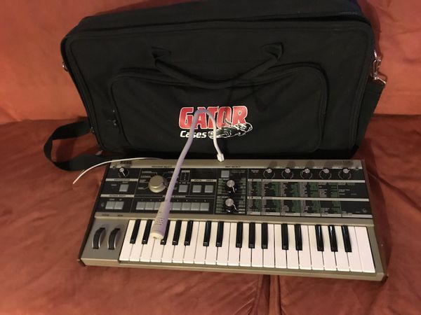 MicroKORG synthesizer/Vocoder for Sale in Salisbury, NC - OfferUp