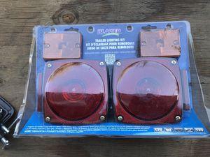 Blazer trailer lights lighting kit 12v for Sale in Pomona, CA