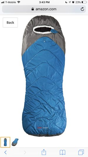 Coleman Sleeping Bag X-35 for Sale in Boston, MA