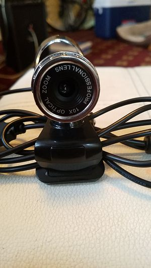 10X optical zoom usb camera for Sale in Denver, CO