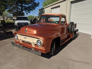 Photo 1954 ford f-250