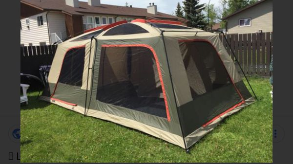 20 x 10 4 room dome tent by quest huge for sale in chowchilla ca