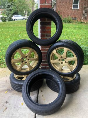 17 inch rims 5x114.3 for Sale in Annandale, VA