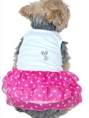 Pearl Charm Dog Dress for Sale in Baltimore, MD