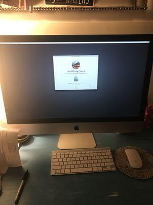 iMac 27 inch display 3TB for Sale in Arlington, VA