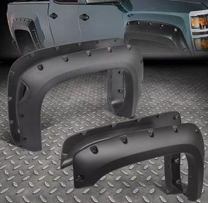 """2007~13 Chevy Silverado 69.3"""" Bed fender Flares for Sale in Montebello, CA"""