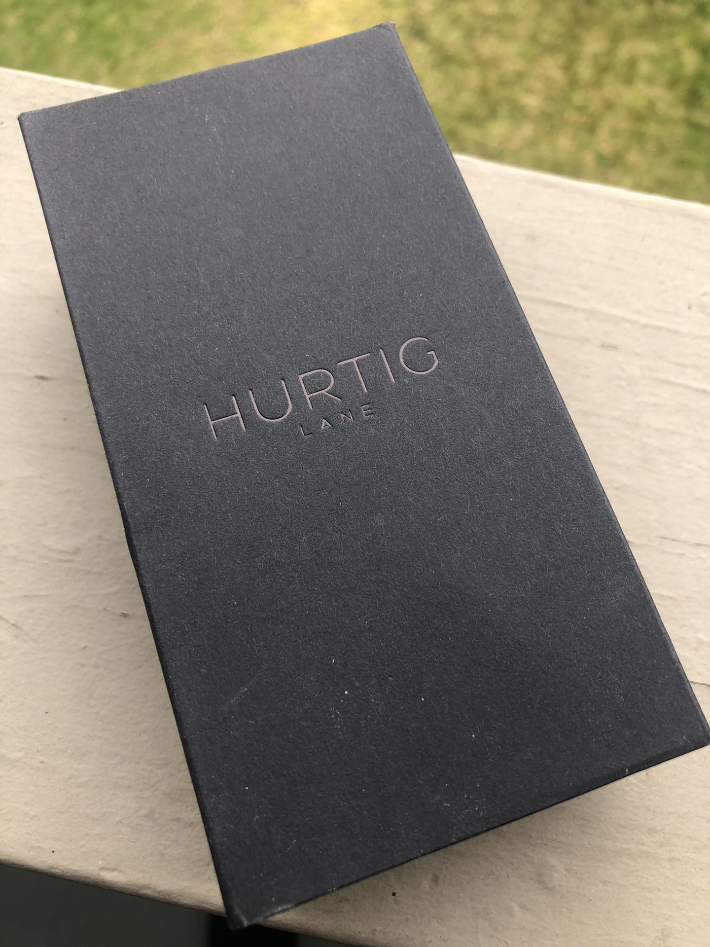 Hurtig Mens Watch (no Animal Parts Used)