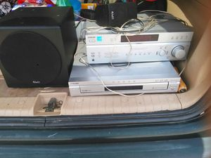 Surround sound system for Sale in Raleigh, NC