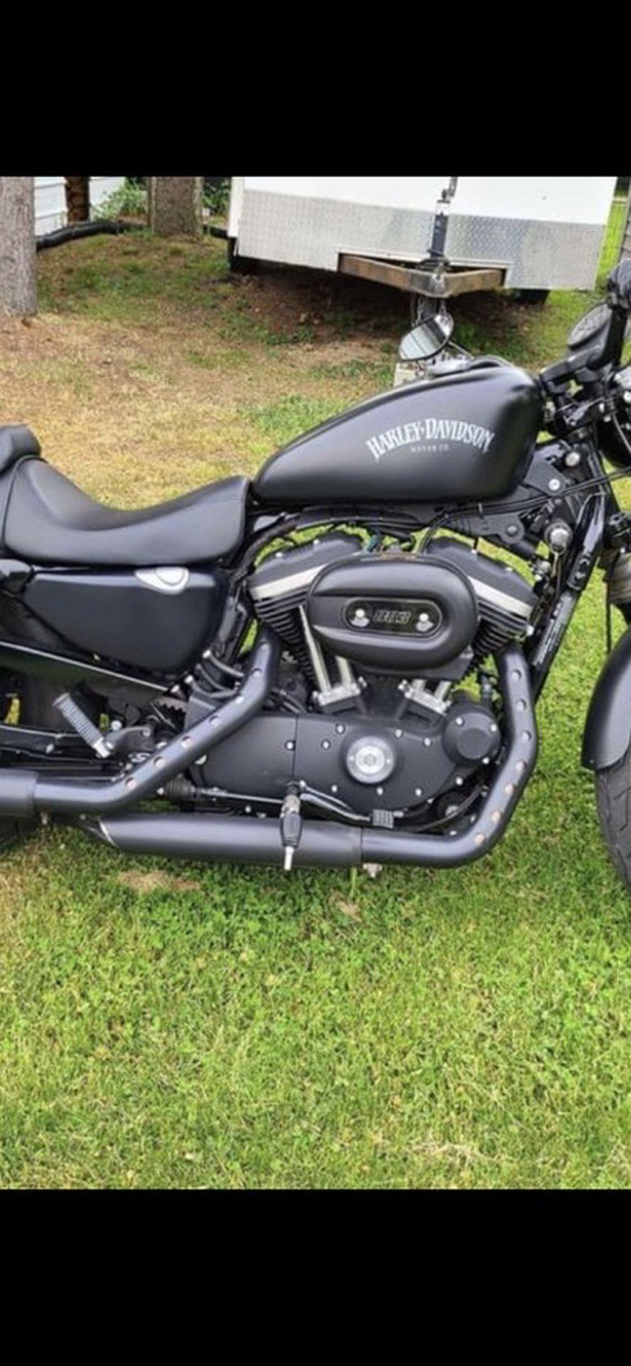 Photo 2015 Harley Davidson 883 Ironhorse