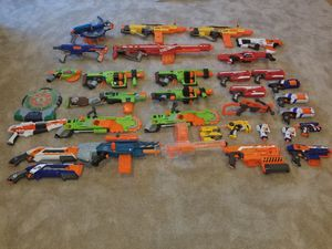 Nerf Gun Lot for Sale in Alexandria, VA