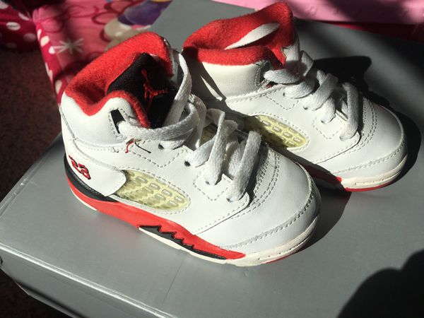 huge selection of 6dc54 ffabc Air Jordan retro 5 infant