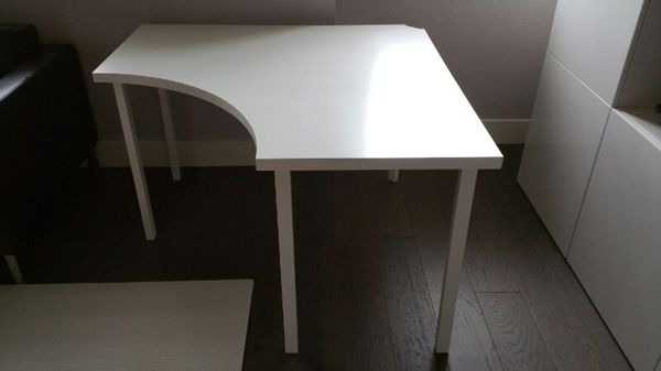 Ikea Linnmon Corner Table Top For Sale In Mountain View