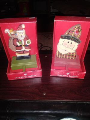 $5 for both-STOCKING HOLDER'S for Sale in Columbus, OH