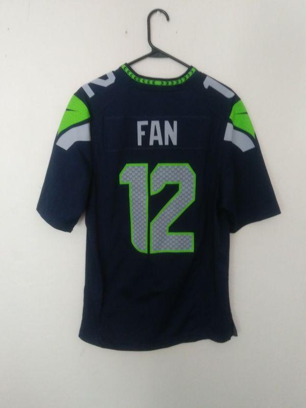 Seattle Seahawks jersey  12