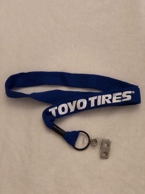 Toyo Tires Lanyard Brand New