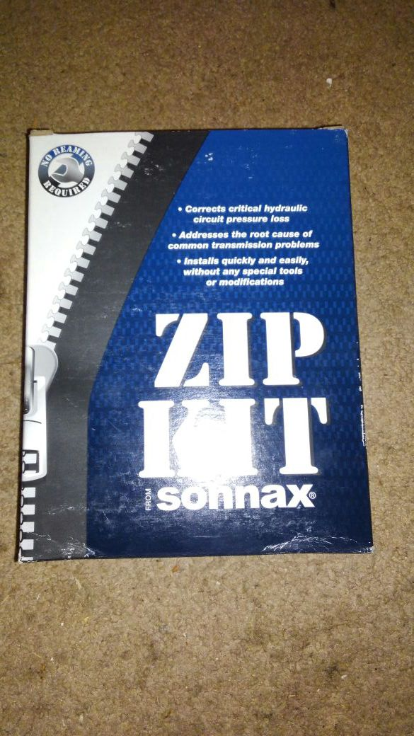 Sonnax zip kit for toyota for Sale in Oklahoma City, OK - OfferUp