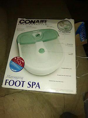 Conair foot spa for sale  Tulsa, OK