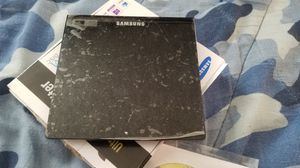 Samsung Ultra Thin DVD Writter. for Sale in Annandale, VA
