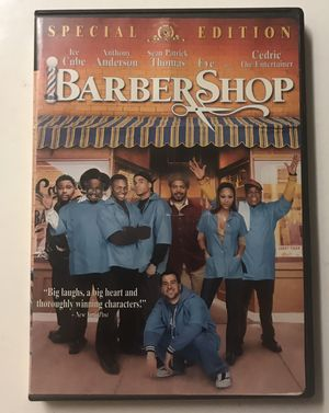 Barbershop DVD Movie for Sale in West Covina, CA