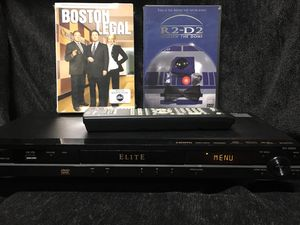 Pioneer Elite DVD player MP3 HDMI Super Audio CD for Sale in Portland, OR