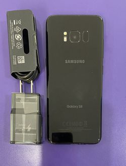 Samsung galaxy s8 (64gb) unlocked,Sold with store warranty Thumbnail