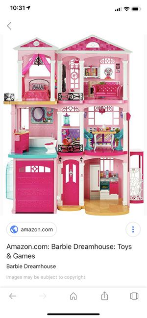 2 Barbie dream house for Sale in Dumfries, VA