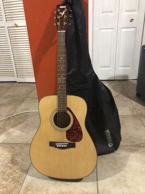 Yamaha Guitar Acoustic for Sale in Bowie, MD